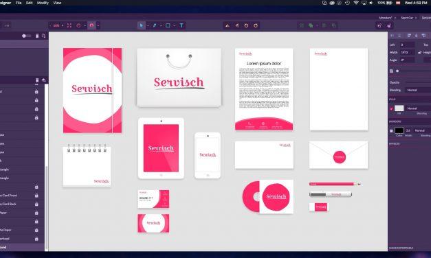 Gravit Designer. El primer software realmente bueno multiplataforma (Linux incluido)